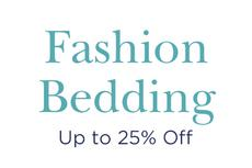 Fashion Bedding on Sale