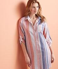 Featured Product: Dylan Stripe Linen Cotton Collection