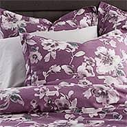 Featured Product: Misty Floral 300-Thread Count Wrinkle-Free Sateen Bedding