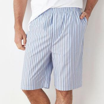 Brookfield Yarn-Dyed Stripe Men's Shorts