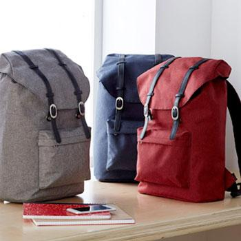 Canvas Backpack With Straps