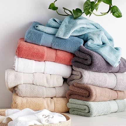 Legends<sup>®</sup> Sterling Supima® Towels