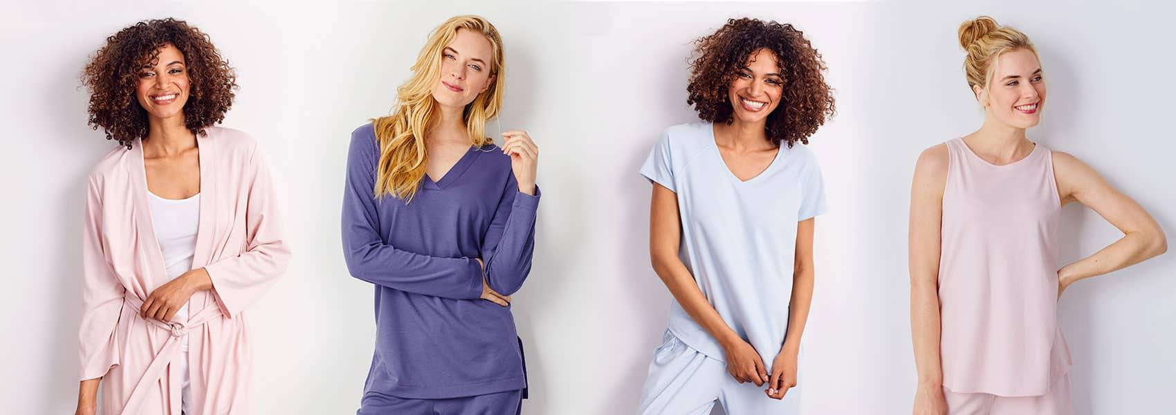 Shop Pima Pajamas & Loungewear