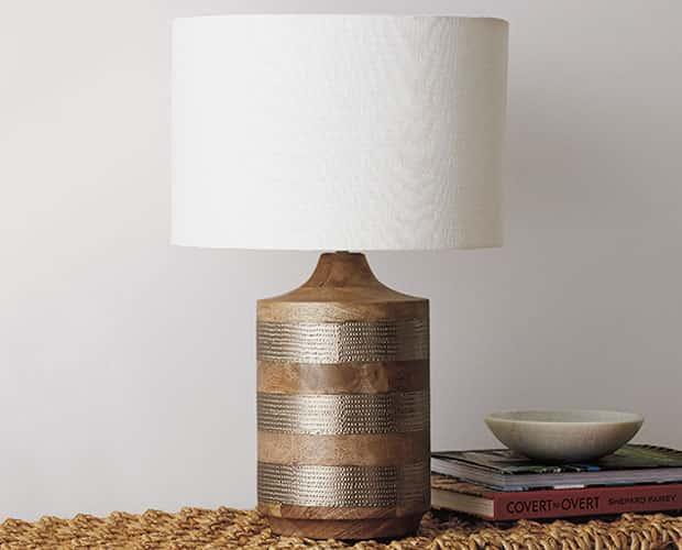 Grayson Lamp – Cylinder