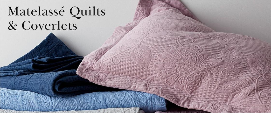 Matelasse Quilts