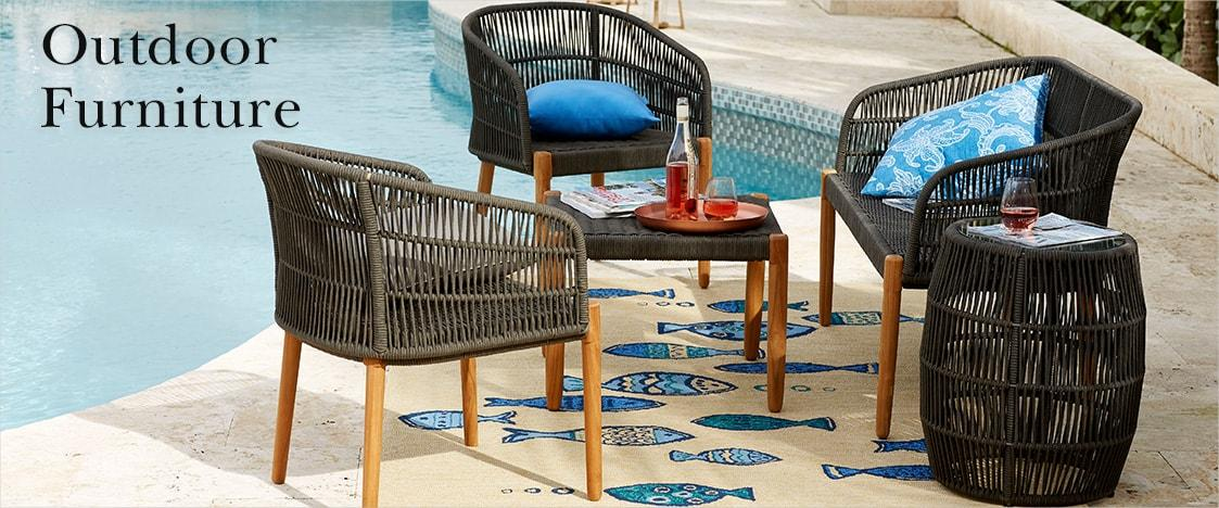 Outdoor patio furniture the company store for Outdoor furniture direct