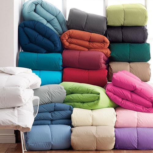 LaCrosse® Down & LoftAIRE Down Alternative Comforter/Sham