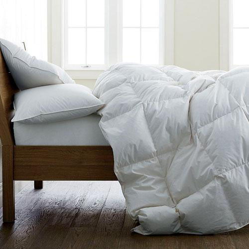 Organic Cotton Down Comforter