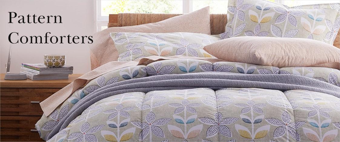 Pattern Comforter