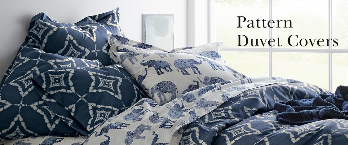Pattern Duvet Covers