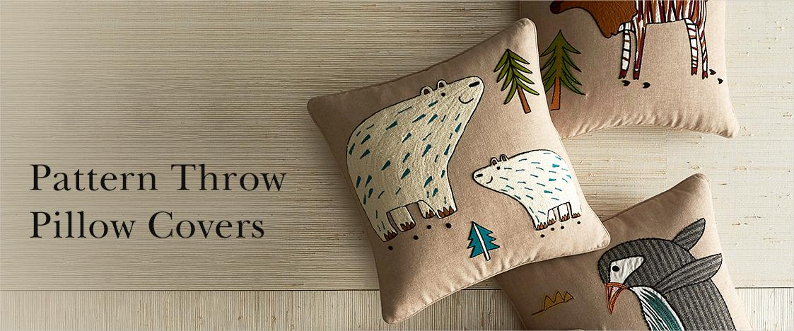Shop By Brand & Pattern Throw Pillow Covers | The Company Store pillowsntoast.com