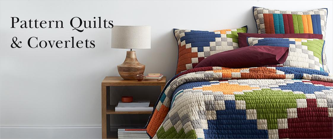 Pattern Quilts and Coverlets
