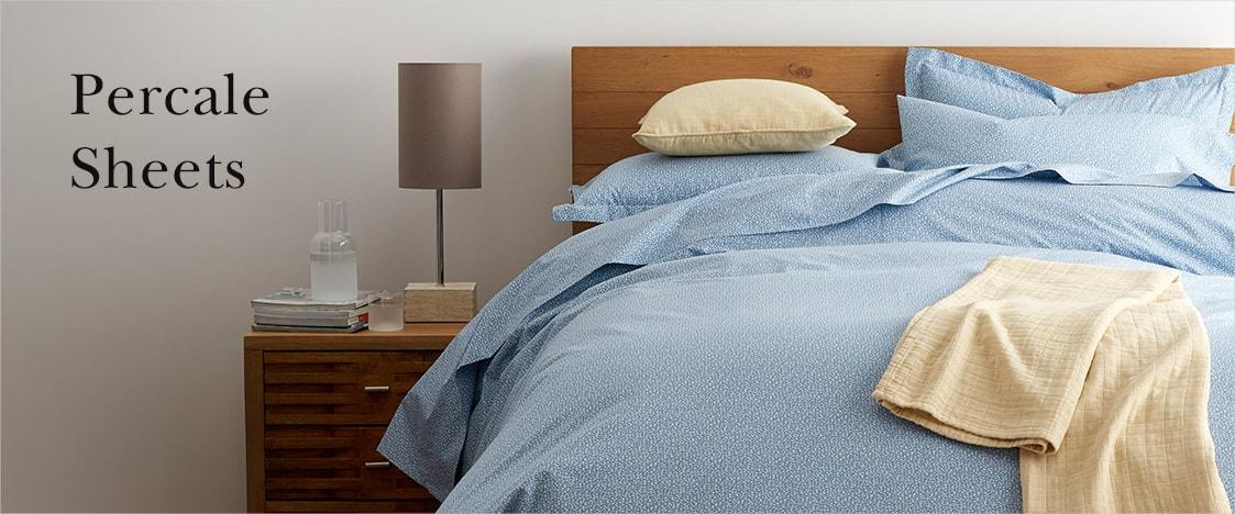 Percale Sheets