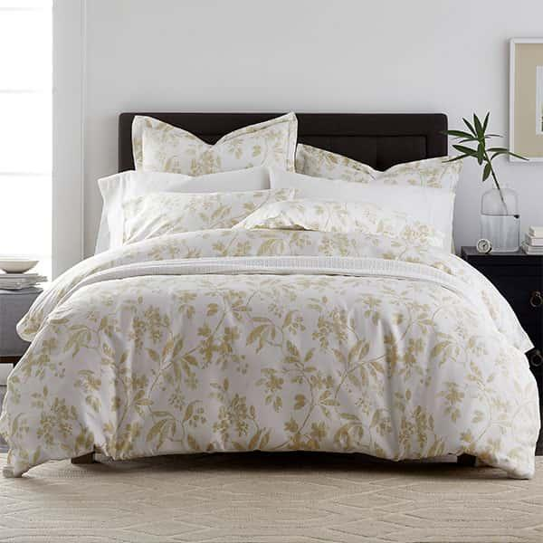 Chesterfield 400-Thread Count Cotton Sateen Bedding