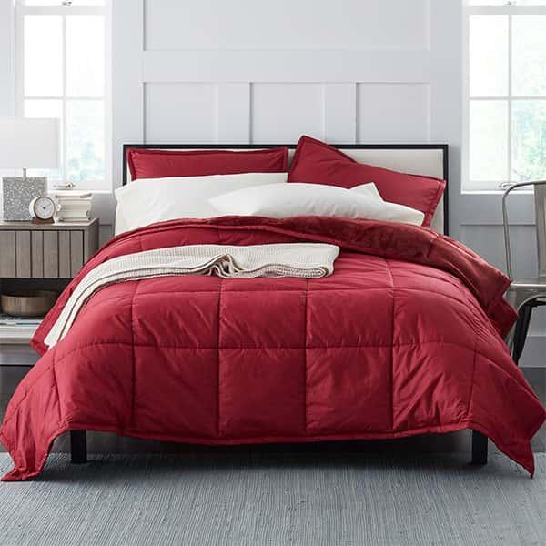Montana Comforter Set - Cabernet