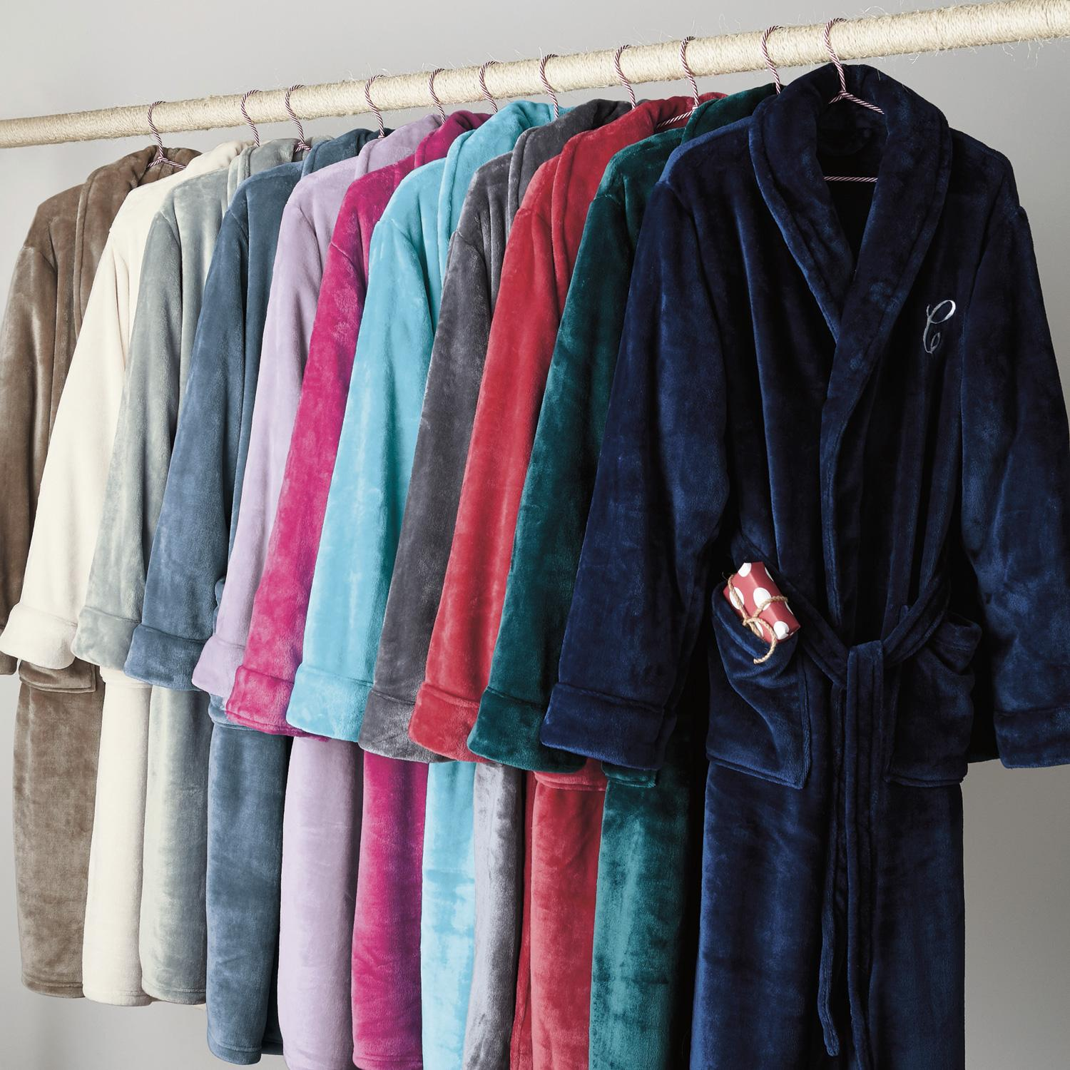 Kids' Ultra Plush Fleece Robe