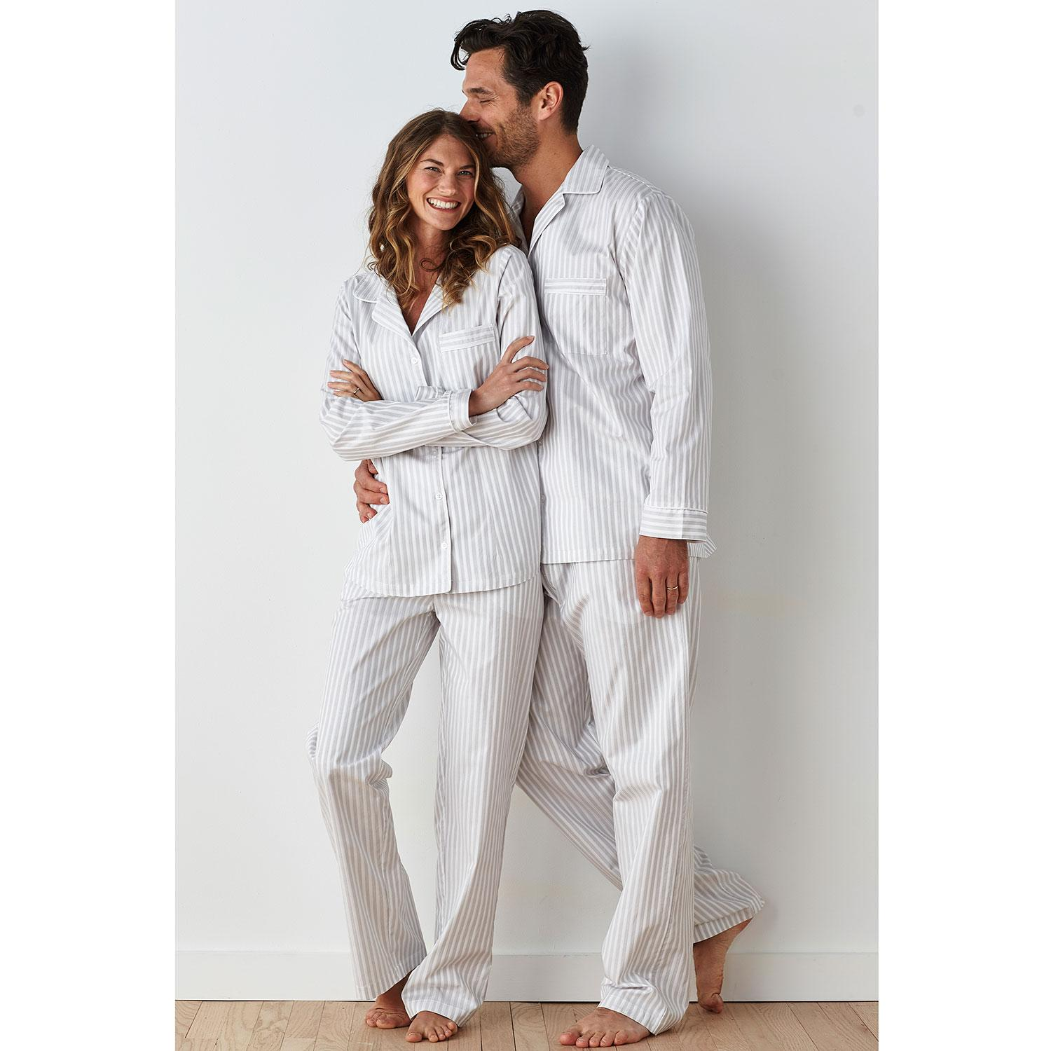 Men's Pima Dobby Sleepwear