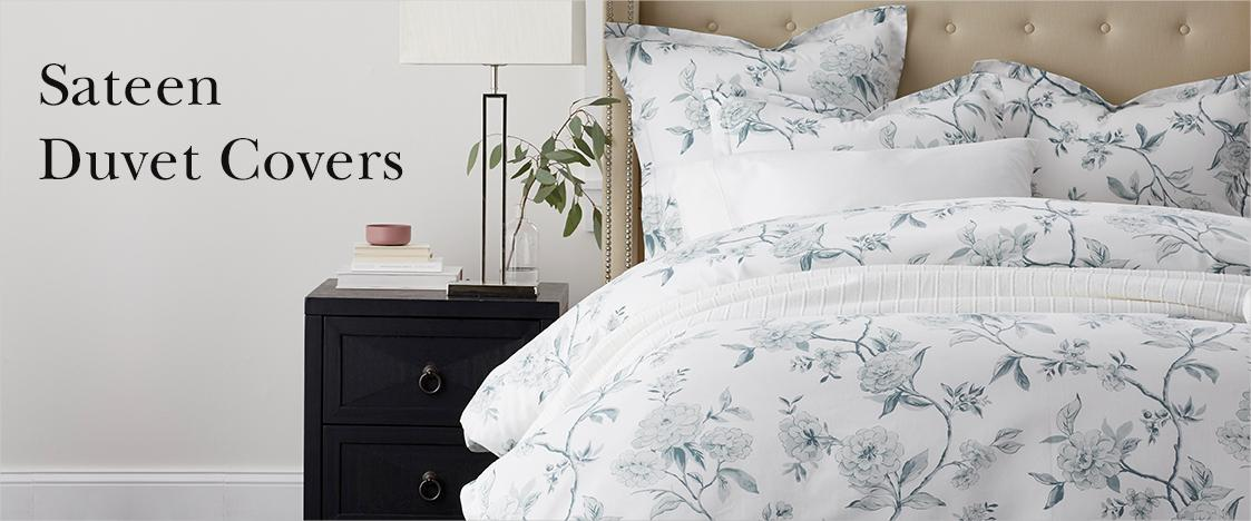 Sateen Duvet Covers