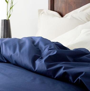 Shop 450-Thread Count Wrinkle-Free Supima Cotton Sateen Sheets