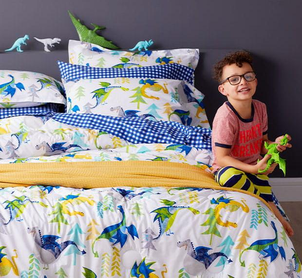 Shop Dragons Bedding