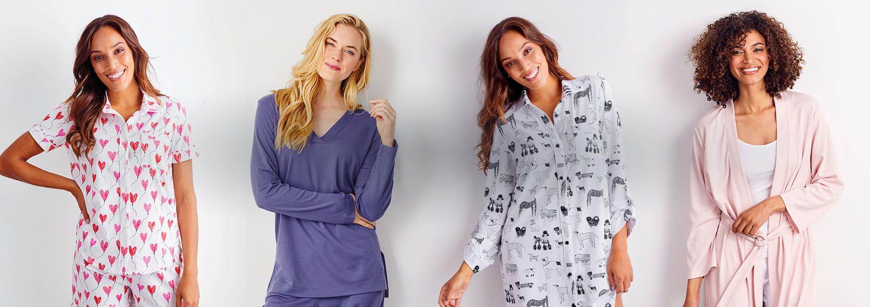 Shop Pajamas & Loungewear
