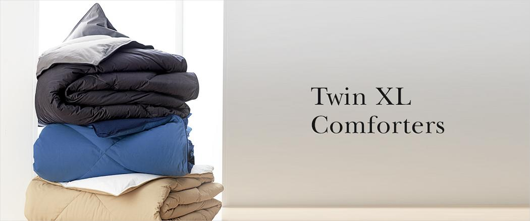 TwinXL Comforters