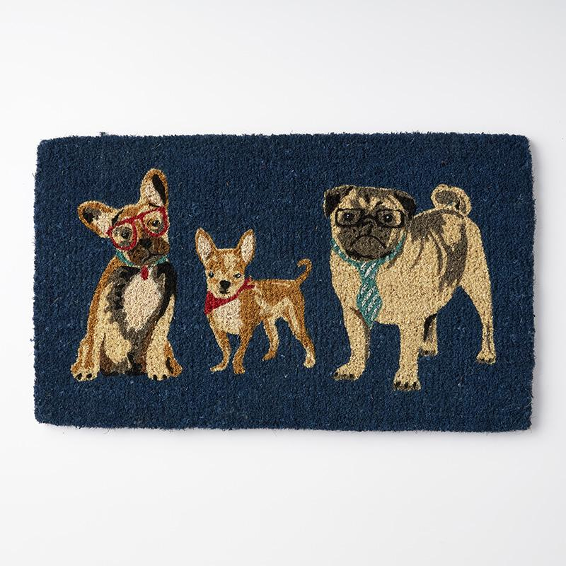 Dog Coir Door Mat, Size 24X36