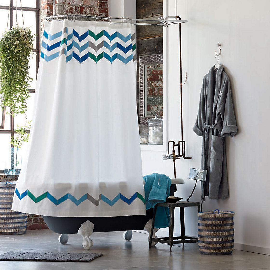 Amagansett Shower Curtain