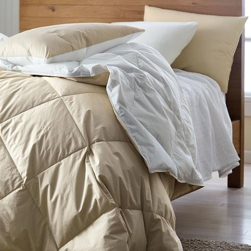 comforter warmth guide