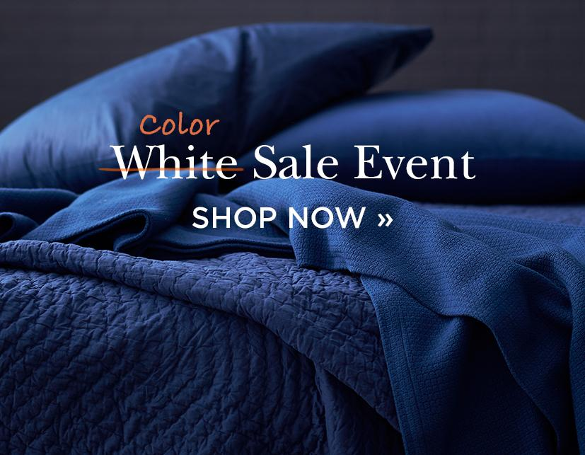 White Sale Event