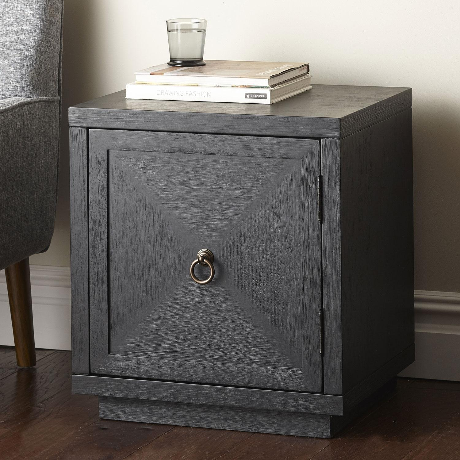 Fairmont Collection - 1-Door Side Table