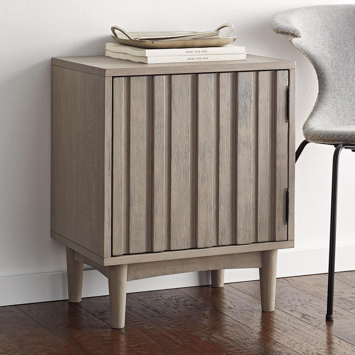 Linear Collection - Nightstand With Door