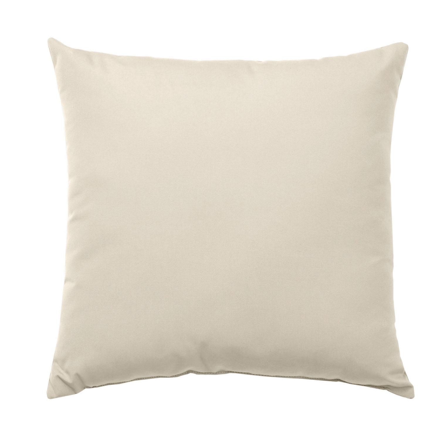 Sunbrella%AE Outdoor Throw Pillow (16x16x5