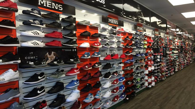 Hibbett Sports began as a small neighborhood store selling sporting goods, such as sneakers and equipment for hockey, baseball, basketball, football, and more, but these days it has spread throughout the entire United States, with close to 1, locations nationwide.