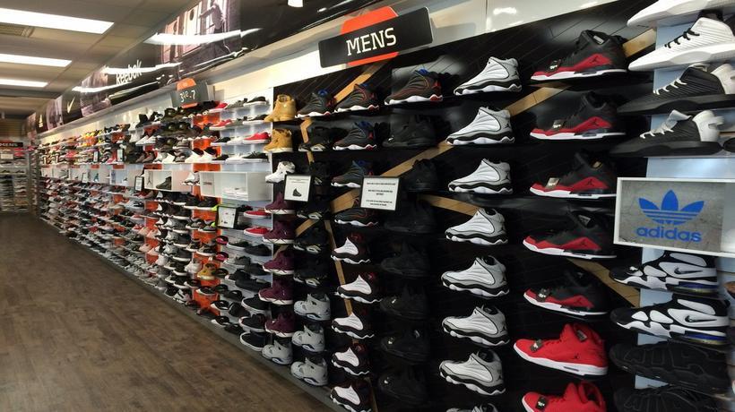 Shoe Stores In New Iberia