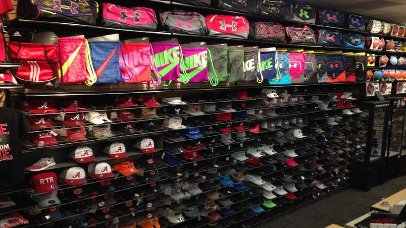 Huntsville Mall Shoe Stores