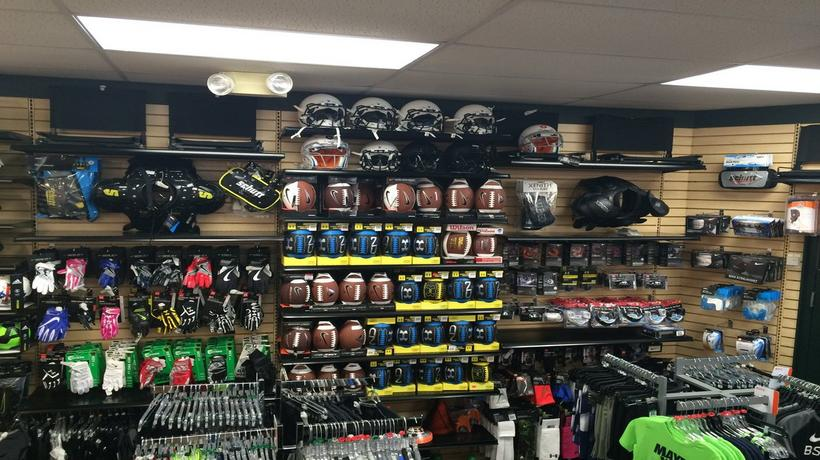 Hibbett Sports Clothing Store