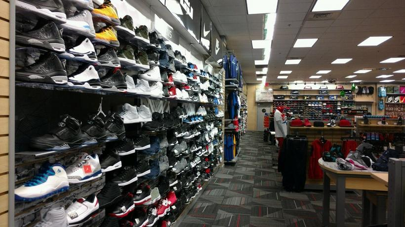 Shoe Stores Gastonia Nc