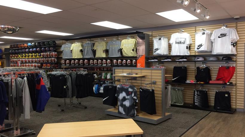 Shoe Store In Southgate Plaza Augusta Ga