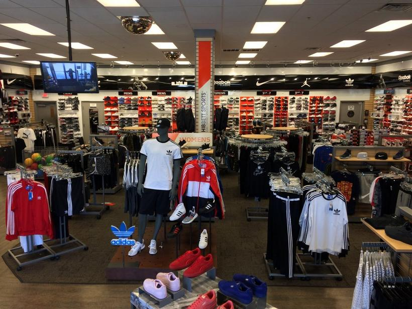 Clothing stores in jacksonville fl