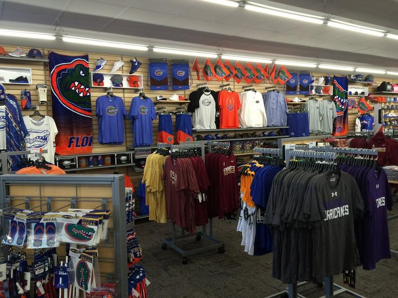 Gainesville clothing stores
