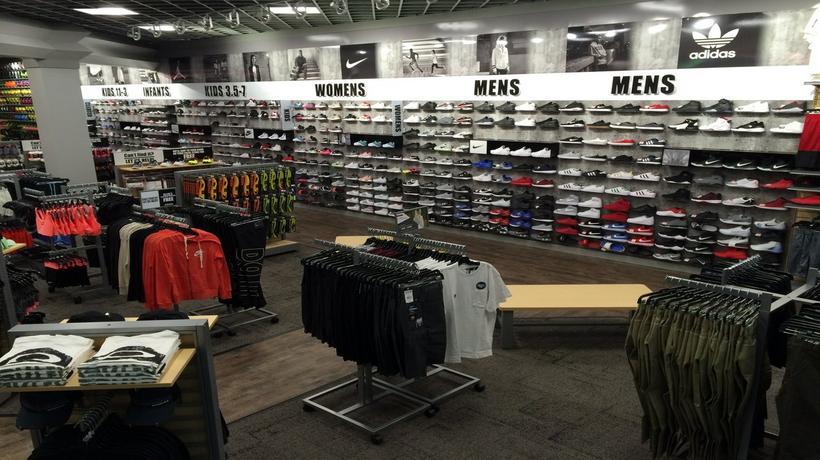 Moreno Valley Mall Shoe Stores