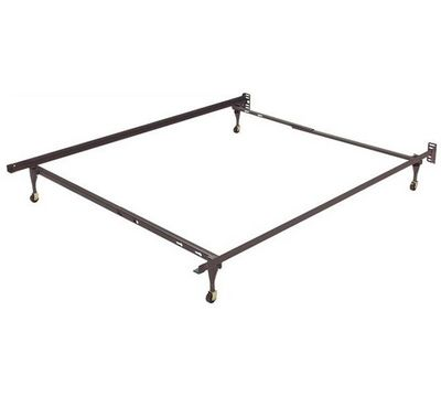 standard bed frame twin and full size only