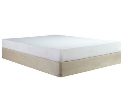 "Silhouette 8"" Firm Memory Foam Mattress"