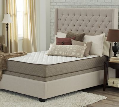"HR320 10"" Cushion Firm Mattress"