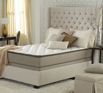 "HR340 10.5"" Pillow Top Mattress"