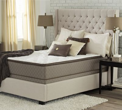 "HR440 12.5"" Pillow Top Mattress"