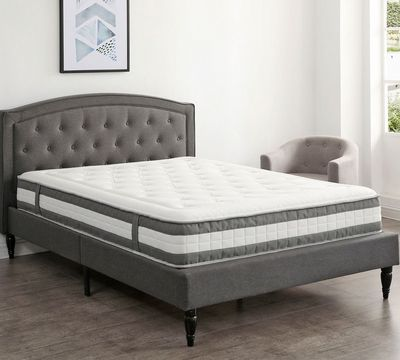 "Trinidad 10.5"" Medium Hybrid Mattress"