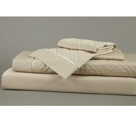 5° Premium Bamboo Rich Quilted Sheet Ensemble Split California King