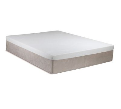 "Ultra-Deluxe 13"" Gel Memory Foam Mattress"